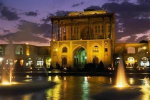 ali gapu,isfahan