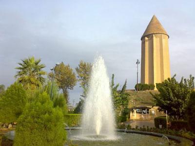 Ghaboos-tower