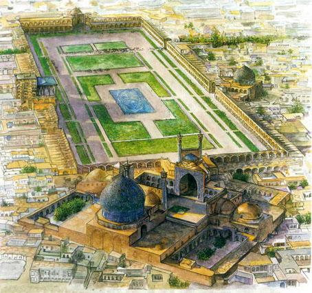 oldIsfahan-ImamSq2